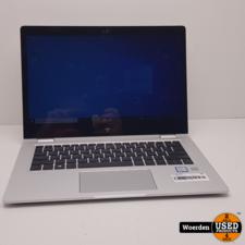HP Elitebook X360 i5-7200|8GB|256GBSSD met Garantie