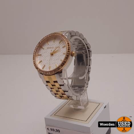 Michael Kors MK-3502 Horloge Nette Staat met Garantie