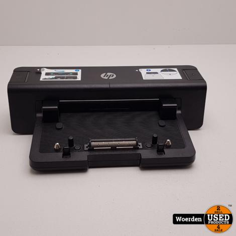 HP Probook 650 G1 i5 2.6Ghz 4GB 80GBSSD + Docking Station