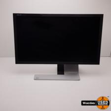 Acer S243HL 24 inch Full HD Led Monitor 2x HDMI met Garantie