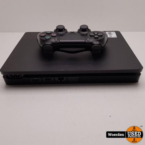 Playstation 4 500GB Slim incl Controller met Garantie