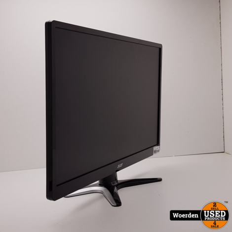 Acer G246HYL 24 inch Full HD LCD Monitor met Garantie