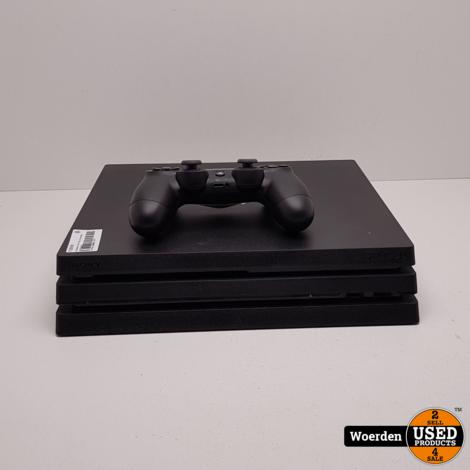 Playstation 4 Pro 1TB incl Controller met Garantie