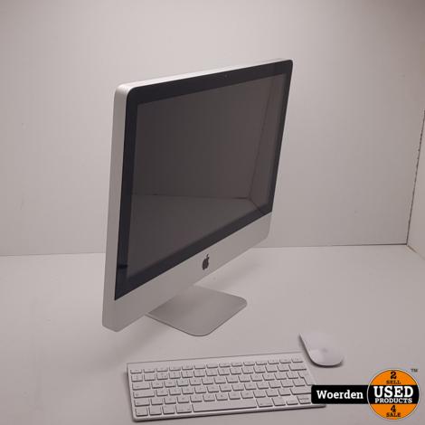 iMac 2011 21.5 inch i5 2.5Ghz| 4GB|500GB incl Toetsenbord + Muis