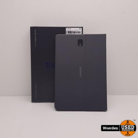 Samsung Galaxy Tab S4 64GB ZGAN +Toetsenbord + Pen