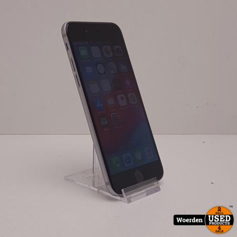iPhone 6 32GB Space Gray Accu 96 met Garantie