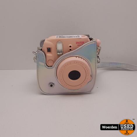 Insta Mini 8 Roze Nette Staat met Garantie