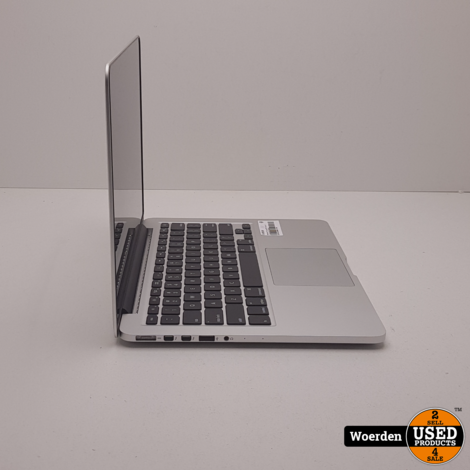 Macbook Pro Late 2013 13 inch i5 2.6Ghz 8GB 512GBSSD