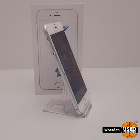 iPhone 6S 32GB Wit NIEUWE ACCU met Garantie