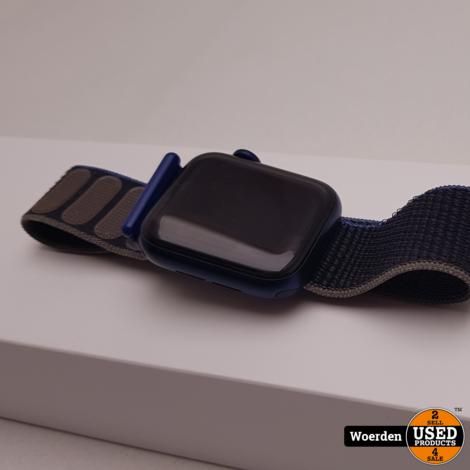 Apple Watch Series 6 GPS 40mm Aluminum Garantie 10-2021