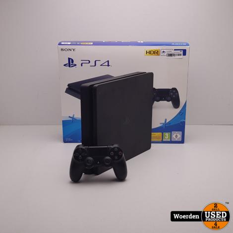 Playstation 4 1TB Slim PS4 Compleet in Doos met Garantie
