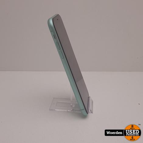 iPhone 11 64GB Groen Accu 97% met Garantie