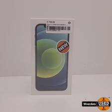 iPhone 12 128GB Groen NIEUW In Seal