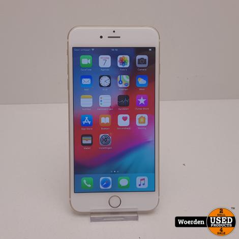 iPhone 6 Plus 128GB Wit in Nette Staat met Garantie