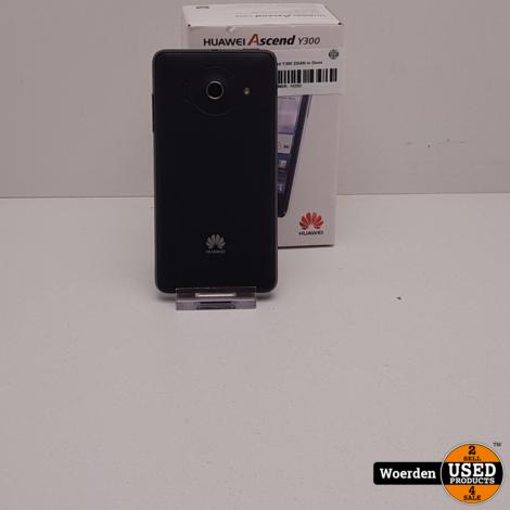 Huawei Ascend Y300 ZGAN in Doos met Garantie