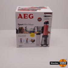 AEG Sport Mini Mixer NIEUW in DOOS met Garantie
