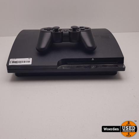 Playstation 3 Slim incl Controller met Garantie