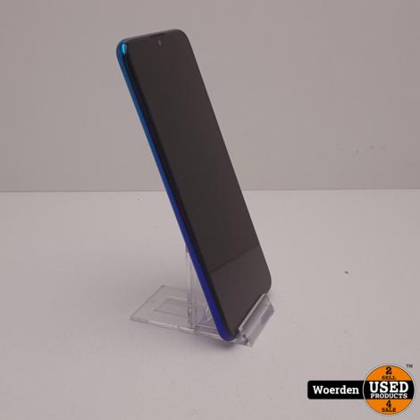 Huawei P Smart 2019 64GB Blauw Nette Staat met Garantie
