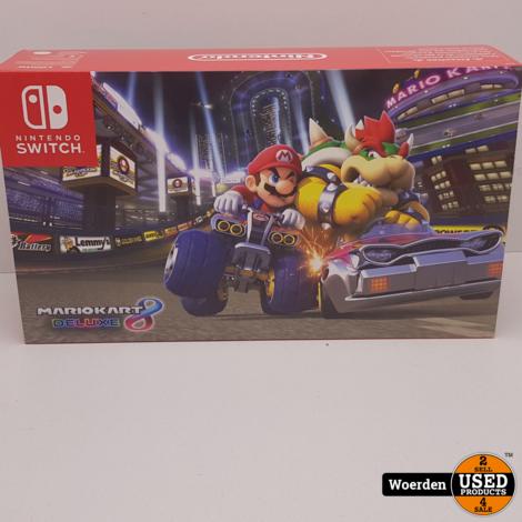Nintendo Switch Mario Kart Deluxe Nette Staat met Garantie