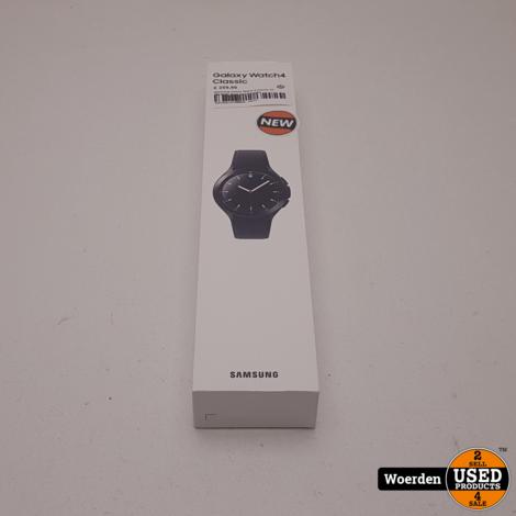 Samsung Galaxy Watch 4 Classic 42 MM NIEUW in Seal
