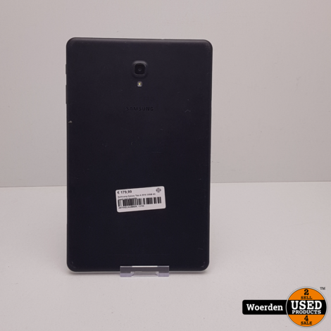 Samsung Galaxy Tab A 2018 32GB 4G Zwart met Garantie