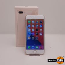 iPhone 8 Plus 64GB Goud Nette Staat met Garantie