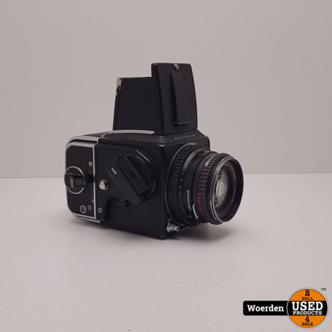Hasselblad 500C/M + Carl zeiss planar 1:2.8 f=80mm met Garantie