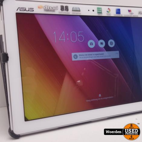 Asus Zenpad 10 32GB WFi Wit Nette Staat met Garantie
