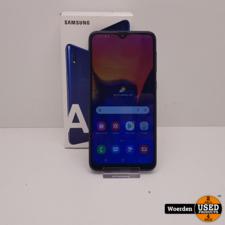 Samsung Galaxy A10 32GB Zwart Nette Staat met Garantie