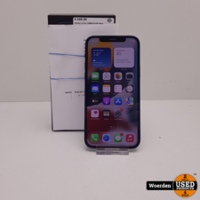 iPhone 12 Pro 128GB Pacific Blue NIEUWstaat+BON Garantie tm 2022