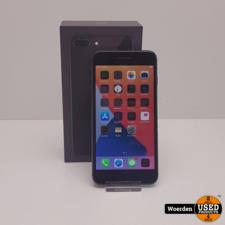 iPhone 8 Plus 64Gb Space Grey Nette staat met Garantie