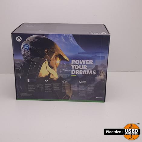 Xbox One Series X 1TB SSD NIEUW in Doos met Garantie