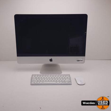 iMac 2011 i5 2.5GHZ 8GB 500GB SSD!! + Toetsenbord + Muis