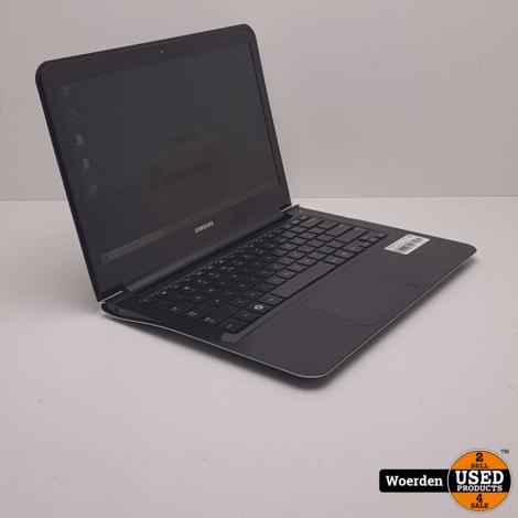 Samsung 900X3A-BO1 laptop i5 1.6Ghz  4GB 256GB SSD met Garantie