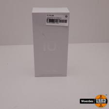 Xiaomi Mi 10T Lite 128GB Grijs NIEUW in Seal met Garantie