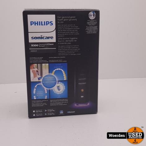 Philips Sonicare 9300 Diamond Clean Smart HX9903 NIEUW in Doos