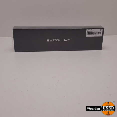 Apple Watch Series 6 GPS 40mm Nike Edition NIEUW in Seal