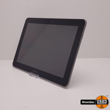Samsung Galaxy Tab 2 Zwart Nette Staat met Garantie
