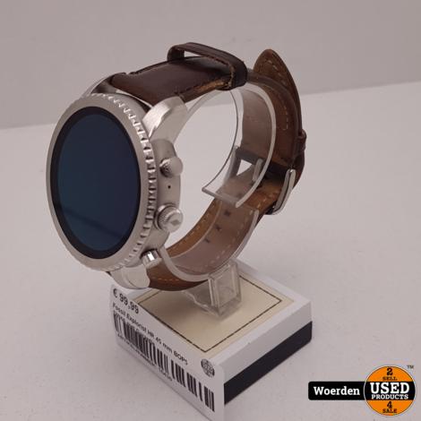 Fossil Explorist HR 45 mm BOP5 DW4A met Garantie
