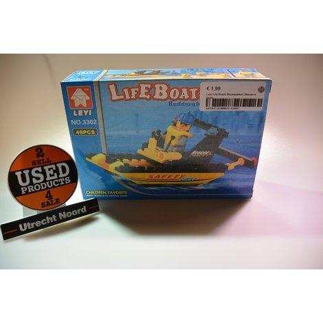 Leyi Life Boats Bouwpakket   Nieuw in Doos