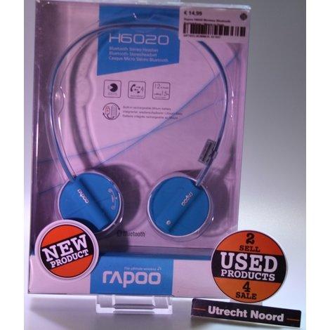 Rapoo H6020 Wireless Bluetooth Koptelefoon | Nieuw in Doos