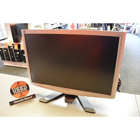 Acer X203W 20-inch LCD Monitor | in Redelijke Staat