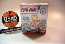 Funko Funko Mystery Minis Captain America Bobble-Head | Nieuw
