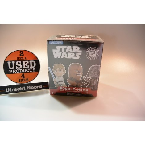 Funko Mystery Minis Star Wars Bobble-Head | Nieuw