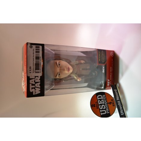 Wobblers Bobble Heads Star Wars Rey | Nieuw in Doos