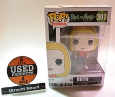 Funko Funko Pop! 301 Animation  Beth | Nieuw in Doos