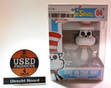 Funko Funko Pop! 04 Vinyl Books Dr. Seuss Cat in The Hat | Nieuw in Doos