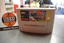Nintendo Street Fighter 2 | Super Nintendo | Losse Cassette