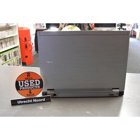 Dell Latitude E6410 | Met garantie