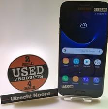 Samsung Samsung Galaxy S7 32GB Black   In nette staat met garantie